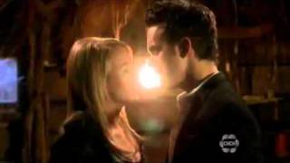 The Secret Circle Episode 11 Fire Ice  Adam & Cassie First Kiss