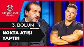 Cengiz, Tabağı İle Şeflerden Geçer Not Aldı - MasterChef 3. Bölüm