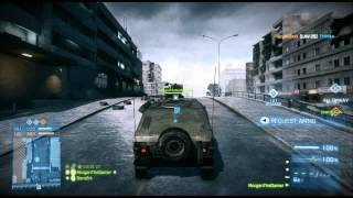 Battlefield 3 Xbox 360 Gameplay