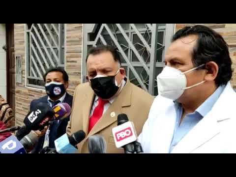 Oscar Ugarte y Fiorella Molinelli serán removidos de sus cargos de ser proclamado presidente Pedro..