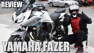 Review Yamaha Fazer 150 2.0 Carenada