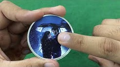 Personalized Silver Coins in India! Custom Gifting Ideas | Review by Varun Kumar | CoinBazaar.in