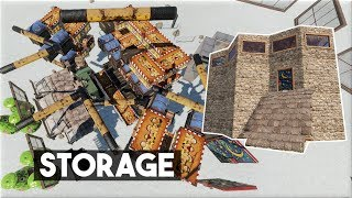 Rust Base Design 2019 - Great Base For ALL Small Groups (Rust Base Building)