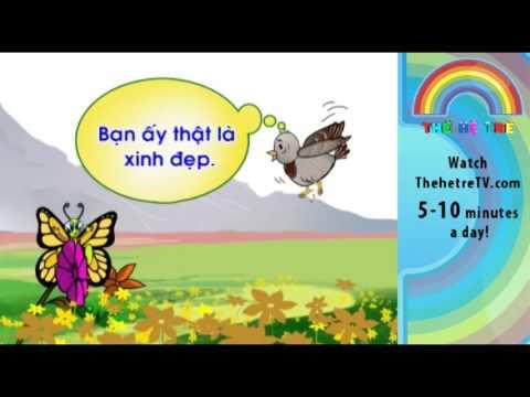 Sẻ Con Tìm Bạn - Vietnamese Bed Time Story - Kể Chuyện Bé Nghe - TheHeTreTV.com