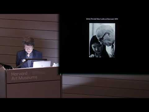 Lecture–Revisiting Harvard's Early Chinese Jades with Jenny So