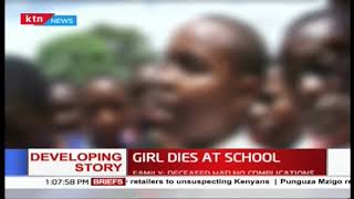 Kisii police probe death of Form One student at St Claire's Kioge, blood stains found in dormitory