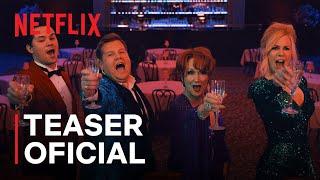 A Festa de Formatura | Trailer Teaser | Netflix