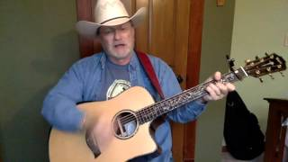 437b -  Fool Hearted Memory  - George Strait vocal & acoustic guitar cover & chords