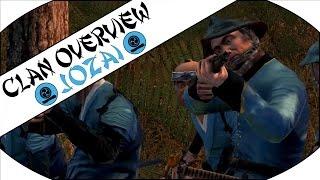 JOZAI CLAN OVERVIEW - Total War: Shogun 2 - Fall of the Samurai!
