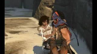 Prince of Persia Gameplay - HQ - Beginning Prt 1