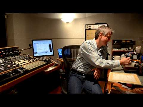 Legacy Archives – Battery Studios Remastering Waylon Jennings – Good Hearted Woman