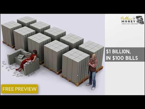 America's $20 Trillion Debt Problem Visualized - Jerry Robinson