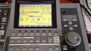 Roland VS 1680 - 04 - Useful Commands (HD)