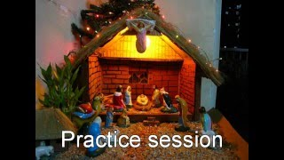 Paithalam Yeshuve instrumental Christmas song hawaiian guitar Malayalam Christian Devotional Song