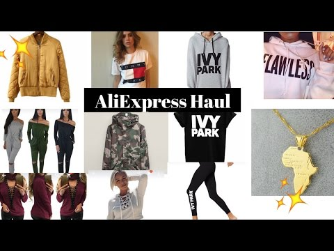 683be5c2384e AFFORDABLE Clothing Haul+ Try On ft. ALIEXPRESS. Its LIT! Pt.2