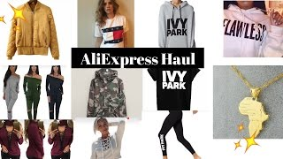 AFFORDABLE Clothing Haul+ Try On ft. ALIEXPRESS. Its LIT! Pt.2