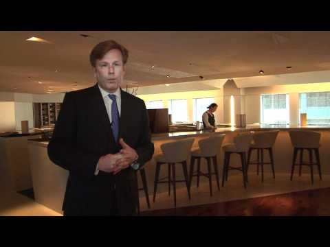 Video tour of the new Conrad Hotel in Battery Park