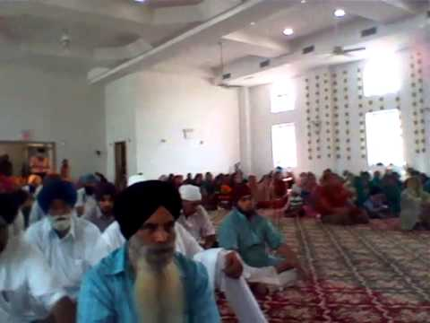 Baba manda Singh barsi new york gurunanakdarbar gu