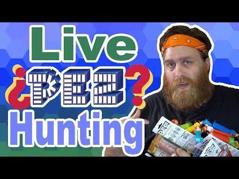 ¿ Live PEZ Hunting ? | A Pez Haul | Come Shop With Me