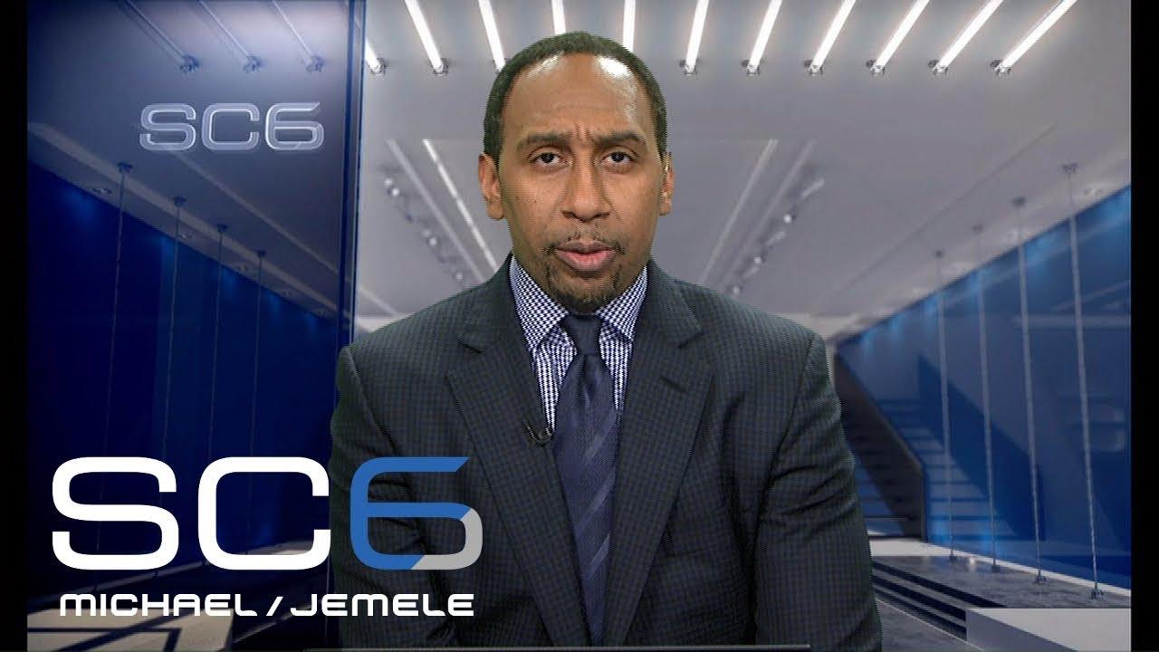 Stephen A. Smith: Giannis Antetokounmpo hasn't surpassed LeBron James yet | SC6 | ESPN