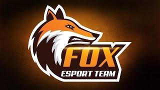 Adobe Illustrator Tutorial: Design E Sports/Sports Logo for Your Team - Fox Logo