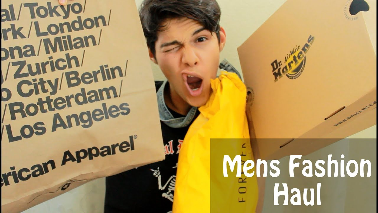 Mens Fashion Haul Asos