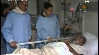Mohamed Majd aux soins intensifs