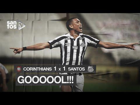 CORINTHIANS 1 X 1 SANTOS   GOL   BRASILEIRÃO (07/10/20)