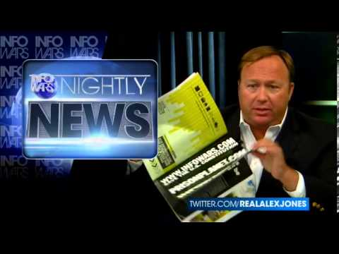 2013-05-07 INFOWARS Nightly News Alex Jones PRISONPLANET TV