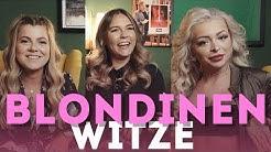 BLONDINEN-Witze | Randgruppenwitze mit Randgruppen