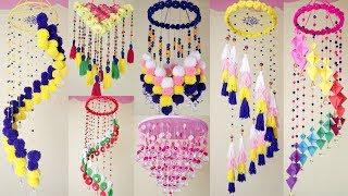 8 Beautiful Wall Hanging Ideas !! Diy Handmade Things