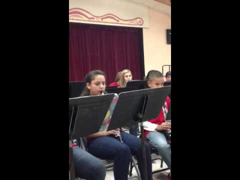 Winters Middle School Christmas Concert 2012-2