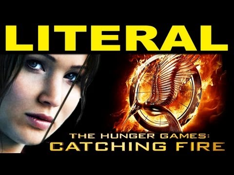 LITERAL The Hunger Games: Catching Fire Trailer