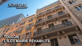 Réhabilitation de l'îlot Mairie à Toulon