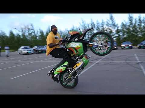 Honda Boyz Bahamas Stunna Ride Out