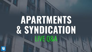 Investing In Apartment Deals & Syndication With Andrew Cushman