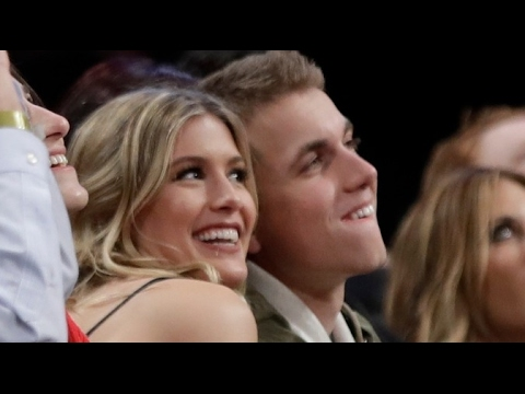 Tennis Star Genie Bouchard Lives Up to Twitter Bet & Going For NBA Date with Twitter Fan .