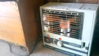 Some tips on having a Kerosene heater as...