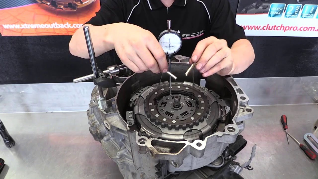 clutch tech dual clutch transmission clutch assembly removal and installation guide youtube [ 1280 x 720 Pixel ]