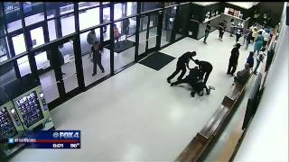 Dallas County jail death video released