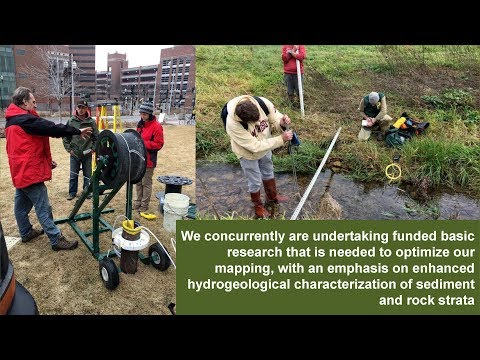 Geologic Mapping to Empower Communities: Status of geologic mapping for groundwater in Minnesota