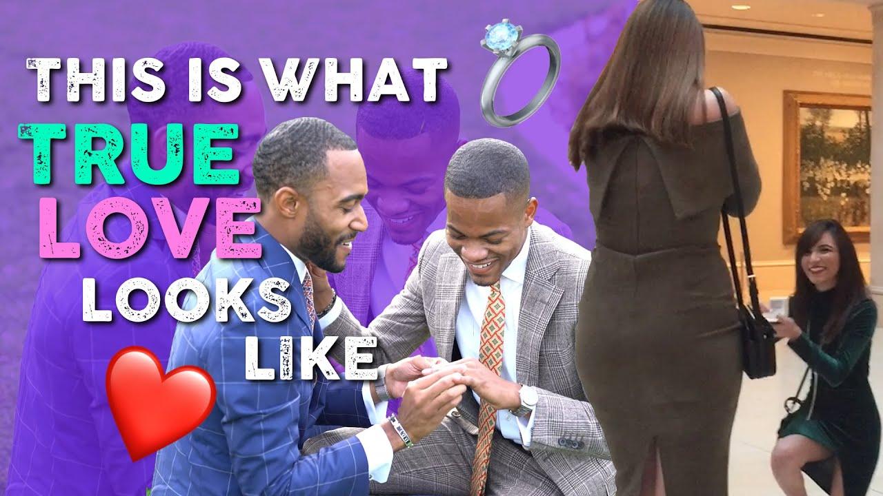THE MOST emotional surprise [LGBTQ+] Proposals!   Moxi Moments