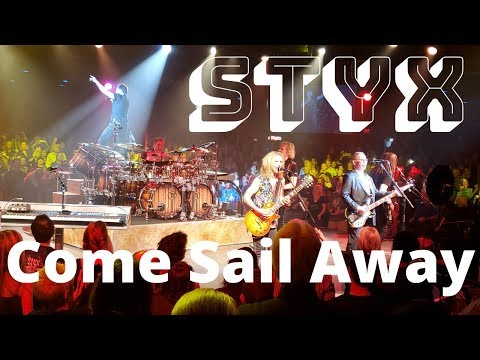 Styx In Concert 2020 - Come Sail Away