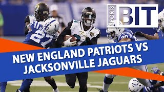 New England Patriots vs Jacksonville Jaguars | Sports BIT Clip | NFL Betting Tips