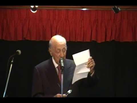 Noventa Años Carlos R./ Discurso Pachito