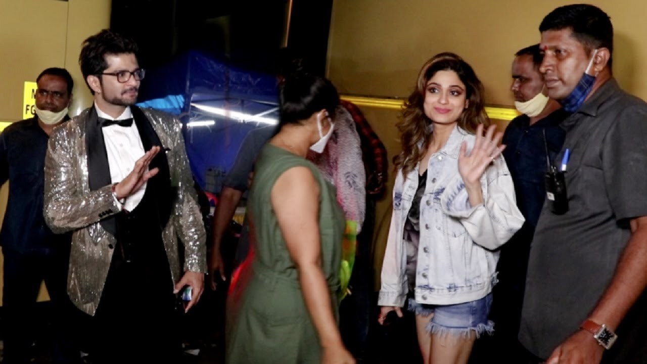 Shamita Shetty And Raqesh Bapat TOGETHER After Bigg Boss Ott Finale Over