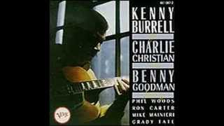 Kenny Burrell - Wholly Cats