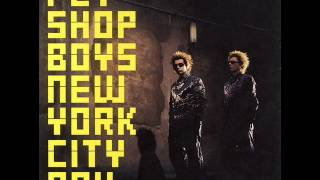 Pet Shop Boys - New York City Boy (The Thunderdub)