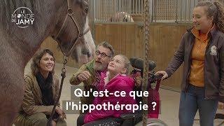 Le meilleur du monde de Jamy – Qu'est-ce que l'hippothérapie ?