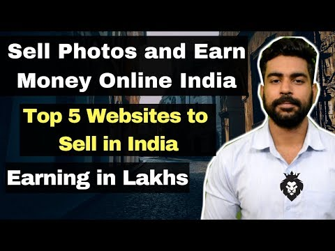 How to sell photos and earn money online India | Top 5 Websites | Photography | Praveen Dilliwala